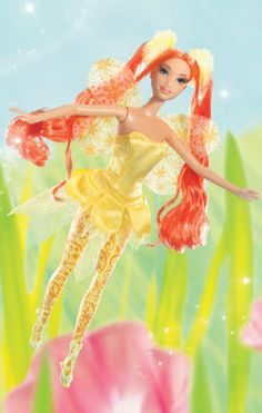 Dandelion from Barbie Fairytopia