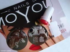 MoYou Nails Image Plates