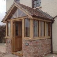 The Grafton – Oak Framed Enclosed Porch