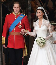 The wedding to compare all weddings to: Will and Kate