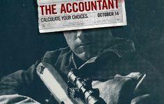"""""""The Accountant"""" encabeza las taquillera"""