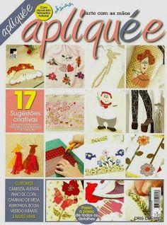 Descargar revistas de patchwork gratis Applique Patterns, Quilt Patterns, Sewing Magazines, Crazy Patchwork, Patchwork Quilting, Web Gallery, Book Quilt, Paper Piecing, Patches