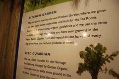 9 kitchen garden Rabbit Garden, Windermere, Peter Rabbit, Beatrix Potter, Attraction, Travel Local, England, World, Childhood