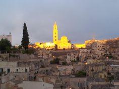 Matera after the rain (Basilicata)