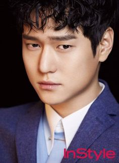 'Reply 1988' star Go Kyung Pyo is a dapper man in the latest issue of 'InStyle'. He's swapped his ch