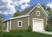 The Oakville series of free garage and workshop plans starts with this sturdy, wide, one bay garage with pull-down stairs to a high and dry storage loft. You can build yours at or deep. Garage Entry Door, Garage Shed, Detached Garage, Garage Plans, Entry Doors, Car Garage, Garage Blueprints, Garage Ideas, Garage House