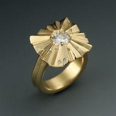 Diamond Constellation Ring Paul Gross