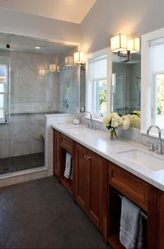 """Mill Valley """"home Sweet home"""" - traditional - bathroom - san francisco - by Artistic Designs for Living, Tineke Triggs"""