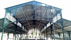 Helmond/Brandevoort Victorian markethall