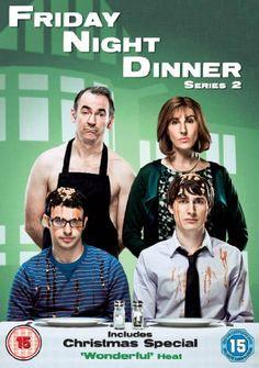 Friday Night Dinner - Series 2 [DVD] DVD ~ Tamsin Greig, http://www.amazon.co.uk/dp/B00FOSH8DK/ref=cm_sw_r_pi_dp_ubUwtb0GVA87N