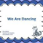 We Are Dancing in the Forest: a rhythm and melody reading song