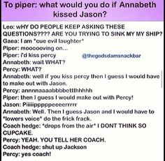 Percy Jackson  Oh My God That Is Just Great!