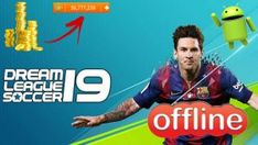 Dream League Soccer 2019 MOD APK v6.01 Download Fifa Games, Soccer Games, Ps4 Games, Cell Phone Game, Android Mobile Games, Offline Games, Evolution Soccer, Money Games, Play Online