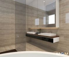 Modern | Bathroom | Mr. Dennys House | Madiun | MGM Interior Design