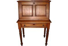 Maple Secretary Desk by Aurora Mills on OneKingsLane.com