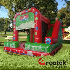 Europe leading producer of commercial grade jumping castles. Bouncy House, Bouncy Castle, Corporate Branding, Castles, Custom Design, Commercial, Europe, Brand Management, Chateaus