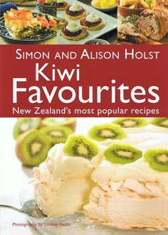 Alison Holst's Kiwi Favourites Book