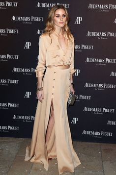d6fb09b45944a3 Best Dressed  Olivia Palermo in Self-Portrait at an Audemars Piquet event  in Los