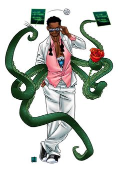 | characters: kraken | the operative network: a creative studio |
