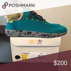 f952f3700 Adidas Pharrell x Tennis HU CQ1872 mens sz 8 100% authentic deadstock.  Pharrell Williams