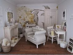 On Being a Mini Mum......: The Shabby Chic Cottage