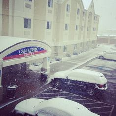 it looks like we were here in summer 2012! we love Candlewood Suites!