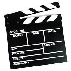 Hollywood/Awards Night Cutout - Film Scene Board
