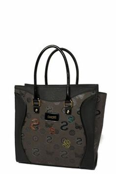 Shopping Kola Monogram Desigual women's bag. Bring elegance and sophistication to you look, without leaving behind the cheerful and fun touch of Desigual.
