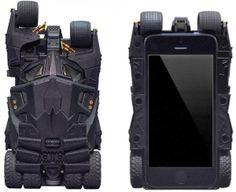 Crazy Case Batmobile Tumbler For iPhone 5/s