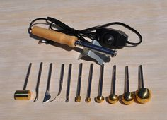 11 High Quality Japanese Professional Tools Soldering Iron