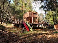 Topanga Cabin par Mason St.Peter - Journal du Design