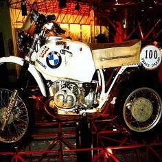 #BMW #motorrad #paris #Dakar #offroadbike #Michelin