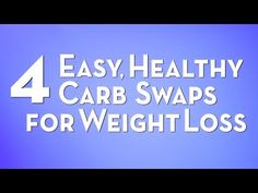 4 Easy, Healthy Carb Swaps for Weight Loss - The Team Beachbody Blog