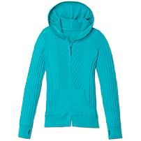 Name: Organic Zip Hoodie Company: Athletica Price: $39.99 URL: http://athleta.gap.com/browse/product.do?pid=860620&locale=en_US&kwid=1&sem=false&sdReferer=https%3A%2F%2Fwww.google.com%2F  This product is eco-friendly because it is made from 100% organic cotton which means that it does not use chemicals or pesticides to be grown