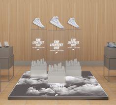 Nike Retail Interior I .....  l Beymen by Dusmekan Design I Istanbul I Dusmekan See more here: www.dusmekan.com