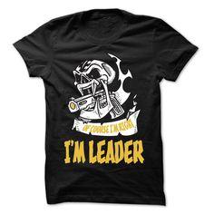 (New Tshirt Design) Of Course I Am Right I Am Leader 99 Cool Job Shirt [Tshirt…
