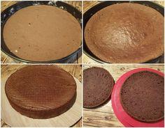 Tort cu trei tipuri de mousse, în trei culori - Rețete Merișor Cornbread, Mousse, Pudding, Ethnic Recipes, Desserts, Food, Millet Bread, Tailgate Desserts, Deserts