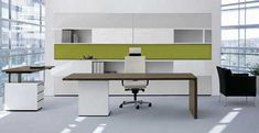 muebles de oficina minimalista - Buscar con Google