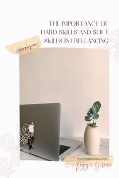 The Importance Of Hard Skills And Soft Skills In Freelancing - Nizza Gueco Place Cards, Place Card Holders