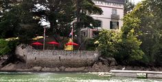 Villa Tri Men, Saine-Marine, France Villa, Tri, Lodges, Hotels, France, Places, Cabins, Early French, Fork