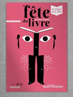 Séverin Millet_fete du livre de St Etienne