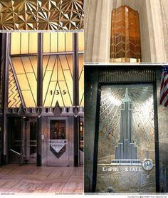 Art Deco Architectural II