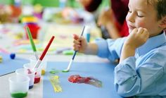 Mini Picassos- January Denver, Colorado  #Kids #Events