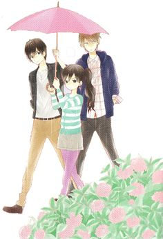 Taiyou no Ie... Plan to read ^-^