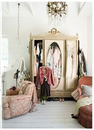 i want this dressing room