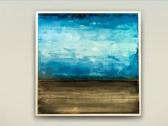 Reclaimed wood wall artlarge abstractstretched canvas and