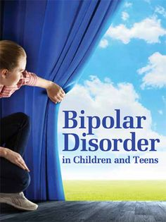 Bipolar Disorder in Children and Teens cover image