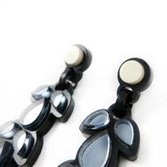 Deco Earrings | $40 | #UnderOurSky Cufflinks, Headphones, Deco, Earrings, Accessories, Ear Rings, Headpieces, Stud Earrings, Ear Phones