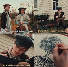 Cole💕💕 Series Movies, Movies And Tv Shows, Tv Series, Anne Shirley, Anne Netflix, Im Going Crazy, Gilbert And Anne, Gilbert Blythe, Anne With An E