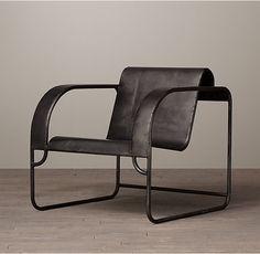 1930s Waterfall Chair